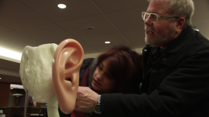 Big Ear Hearing – Chuck and his wife Laura at Mayo Clinic